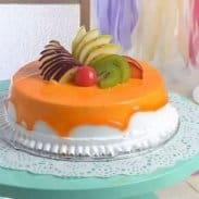 Fruits Cakes